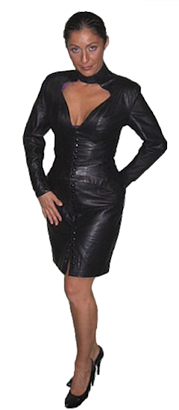 Bespoke Leather Clothing | Leather Jeans, Leather Dresses, Leather Corsets, Leather Shirts, Leather Skirts, Leather Jackets